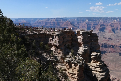 Grand Canyon South Rim |Giddy Tourists