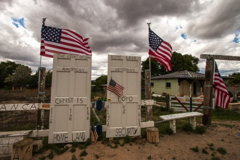 Honor Our Veterans, Pena Blanca NM