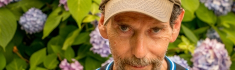 Portrait of Bob, stranger 59 of 100